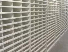 Warehouse Shelving Build