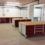 Bott storage workbenches