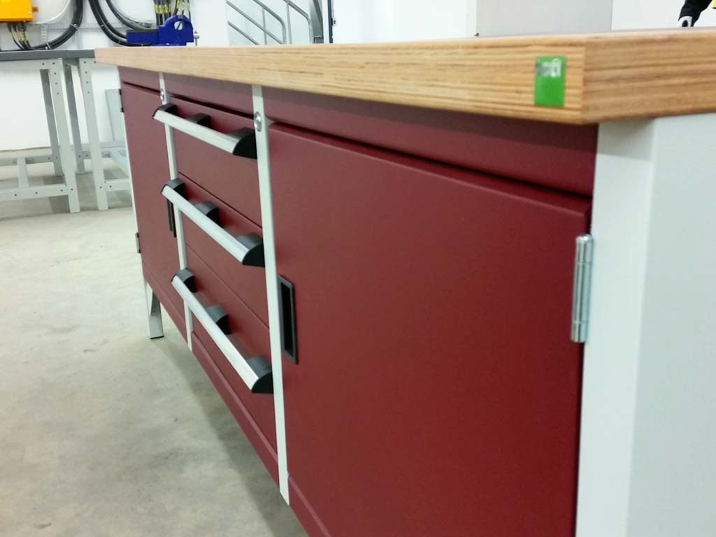 Workshop Creation Project For Veolia Waste Recycling Plant
