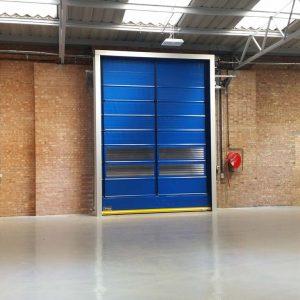Warehouse Speed Door Install
