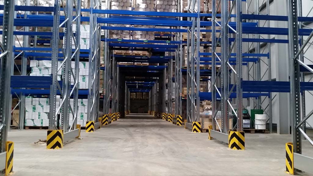 Racked Out Again By Avanta – Pallet Racking Project