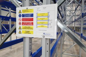 Sweet Squared Storage Equipment Contract 'Nailed' For Leeds Based Avanta UK