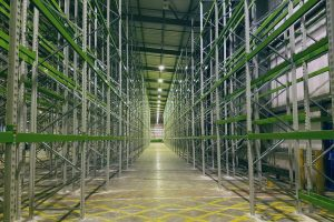 Over 20,000 Pallet Positions Created For Trafford Park, Manchester Warehouse By Avanta.