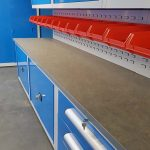 Workshop Fit Out Project For UK Boat Company