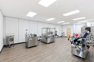 A Turnkey Refurbishment Project For Advanced Dynamics in Yorkshire