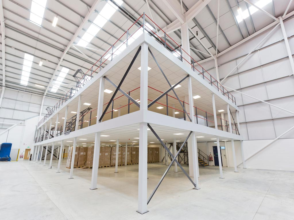 What Is A Mezzanine Floor? - Definition